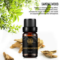 100% Pure & Natural Sandalwood Essential Oil