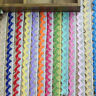 Cotton Crochet Lace Trim Wedding Bridal Ribbon Sewing DIY Crafts 10 Yards