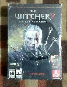 The Witcher 2 Assassin's Of Kings PC New