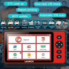 Launch Automotive ABS IMMO Scanner SAS DPF TPS AFS Gear Diagnostic All System