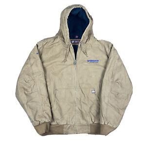 Dri-duck Insulated Canvas Workwear Hooded Jacket XXL (2XL)