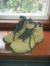 Womens nubuck hiking boots size 9.5