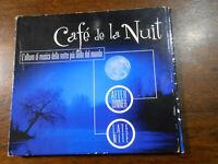 CD AUDIO: Various – Cafè De La Nuit