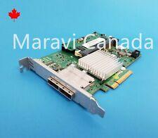 Dell PERC H800 Dual Port 512MB 6Gb/s SAS SATA Extrernal Raid D90PG N743J R1HPD
