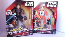 Star Wars Hero Mashers Luke Skywalker and Anakin Skywalker NIB!!!