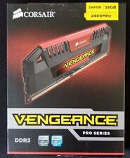 Corsair VENGEANCE PRO  2400 MHz 16GB  DDR3  PC3-19200 DIMM (CMY16GX3M2A2400C11R)