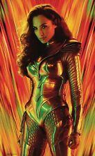 WONDER WOMAN #769 1984 Movie Poster Art Card Stock Variant DC NM 12/22 PreSale