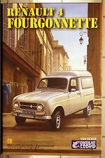 1965 Renault 4 Fourgonnette, 1:24, Ebbro 25003