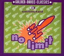 2 Unlimited No limit (5 versions, 1992/2000, golden-dance-classics) [Maxi-CD]
