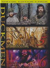 Duck Commander Hunting Duckmen Seasons 4 5 6 Trilogy 3 DVD Set Lot NEW