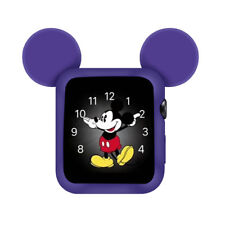 for Apple Watch New Mickey Mouse Protecive Lightweight Cover Case 38/40/42/44mm