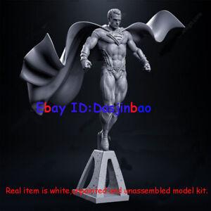 Superman 1/8 Figure 3D Print Model Kit Unpainted Unassembled GK 2021 Version