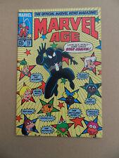 Marvel Age 19 .Special Star Comics .  Marvel 1984 . FN / VF