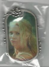 Walking Dead Dog Tag 4 of 24 Season 2 foil