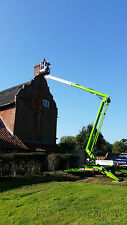 Nifty lift 170 cherry picker accesss platform SELF OPERATED HIRE Norwich Norfolk