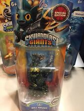 New Skylanders Giant Metallic Gill Grunt Special Edition - Collector Item