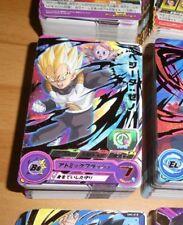 DRAGON BALL SUPER Z DBZ DBS HEROES CARD PRISM CARTE UM1 50 R RARE DBH JAPAN **