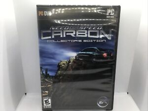 Need for Speed: Carbon Collector's Edition (PC, 2006) Great Condition Ships Fast