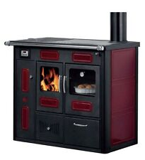 Termocucina a legna Magikal mod Ylenya YP radiatori e acqua calda sanitaria.....
