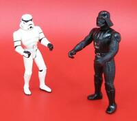 Star Wars Darth Vader and Stormtrooper LOT! The Power of the Force