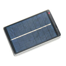 Solar Pannel Battery Charger 4V/250mA/1W for 4 Slot AA AAA Batteries Charge