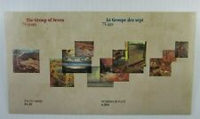 Canada The Group of Seven 1920-1995  Ten 43 cent stamps  Nice set