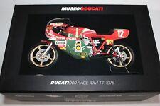 1:12 DUCATI 900 RACER IOM TT 1978 MIKE HAILWOOD PMA MINICHAMPS OVP