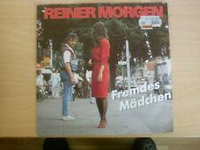 REINER MORGEN 7 inch Single FREMDES MÄDCHEN (1988) °10