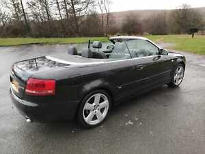 2007 Audi A4 S Line Convertible 2.0 Tdi