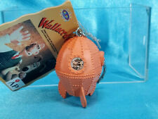 Banpresto Prize Wallace and Gromit Keychain Ring Figure Rocket