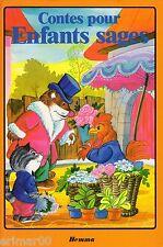 Contes pour enfants sages - Tome 5 // Jacques THOMAS BILSTEIN // Hemma