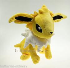 """New Pokemon Jolteon Cute Pokedoll Soft Stuffed Plush Doll Toy Gift 32cm 12.5"""""""