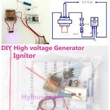 High voltage HV Generator Inverter Electric Ignitor for 18650 Battery DCDIY kit