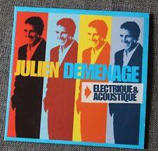 Julien Clerc, Julien demenage, CD promo