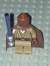 Star Wars LEGO MINIFIG Minifigure sw417 MACE WINDU PALPATINES ARREST 9526 RARE!
