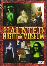 HAUNTED NIGHT IN THE MUSEUM: VIRTUAL HALLOWEEN HOLOGRAM ILLUSIONS w/ SOUNDS! NEW