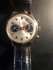 Breitling top Time chronograph funcionan 2000-33 reloj hombre Rev.! nuevo!
