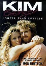 """VERY GOOD"" Kim Basinger: Longer Than Forever, Britton, Ron, Book"
