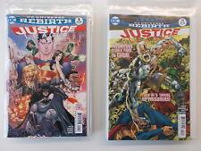 Justice League # 1 - 28. DC Universe Rebirth - 2016/17. USA Comic. Z. 0-1/1