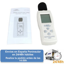 Sonometro digital medidor nivel de sonido o ruido smart sensor (Envio express)