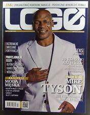 MIKE TYSON mag.FRONT cover,Poland  James Dean, FC Barcelona,Merzedes,BMW M6