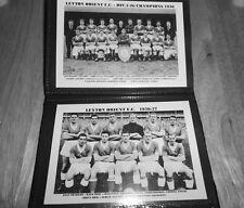 Leyton Orient F.C album fotografico (anni 1950 +)