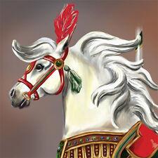 """Little Joe the Circus Pony"" Palomino Horse  8X10 Print"