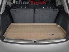 WeatherTech Cargo Liner Trunk Mat - Audi Q7 - Small - 2007-2015 - Tan