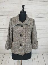 Women's Classiques Entier Atelier Blazer Suit Coat Size L Business EUC