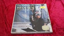 Berlioz Requiem Munch 2 LP box set