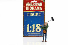 Tonhalter Figur 1:18 American Diorama