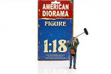 Tonhalter Figura 1:18 American Diorama