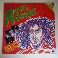 Roots Reggae Vinyl LP 1983 Telstar Records Various Artists STAR 2233