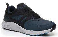 Scarpe da uomo Lotto Breeze X T6567 blu sneakers sportiva running pelle nuovo
